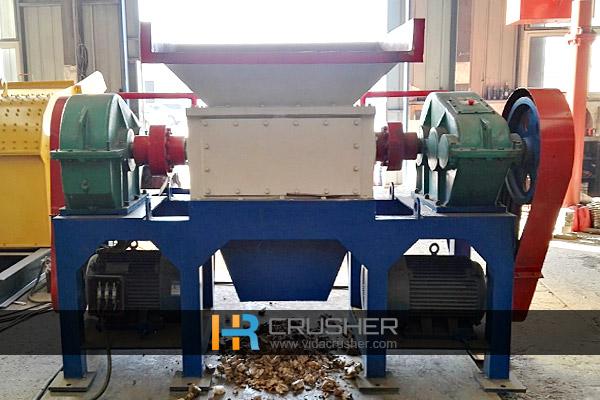 China Rubber Shredding Machine with good price
