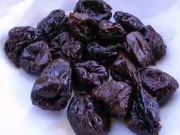 PRUNES (DRIED PLUMS)