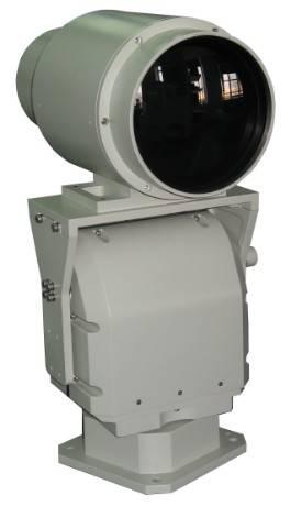 HTIR185 long rang thermal imaging camera