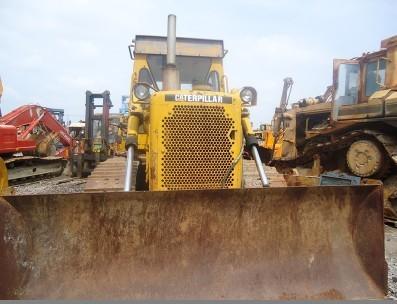Used Bulldozer Caterpillar D6D