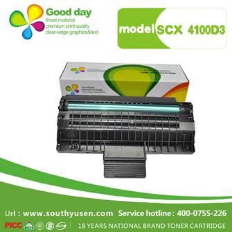 Printer toner cartridge for Samsung SCX 4100D3  Drum unit manufacturer