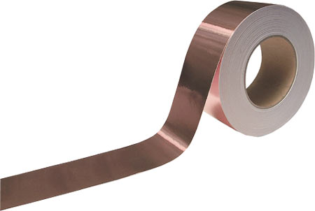 acrylic adhesive copper tape electrically conductive sticker tape