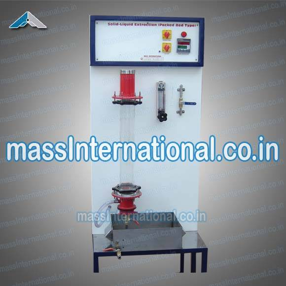 Solid-Liquid Extraction (Packed Bed Type)  (MT-05 )