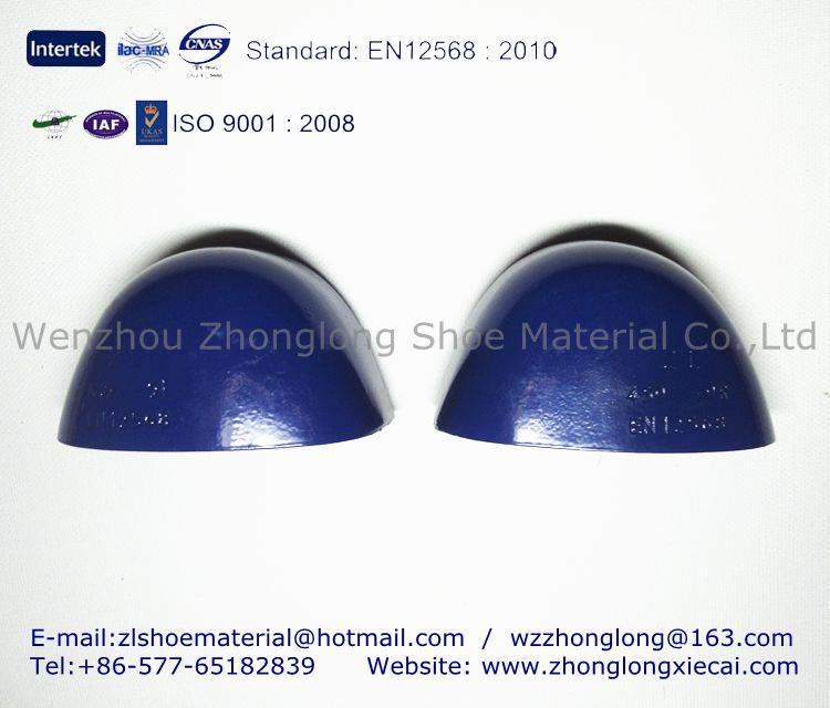 459 steel toe cap for safety shoes EN12568 200J