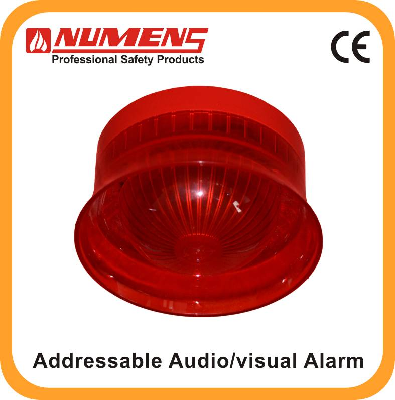 Numens 640-004 Addressable Audio/visual Alarm Device