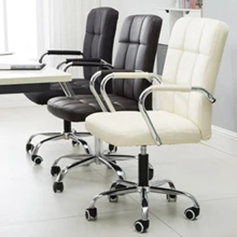 Wholesale suppliers of goods from china black pu leather office chair,meeting chair