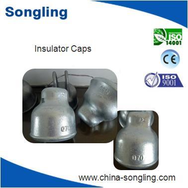 70kn ductile iron insulator cap
