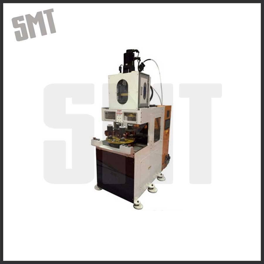 SMT Auto Electric Wire / Coil Winding Machine