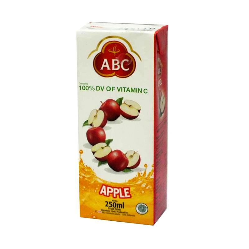 ABC Apple Juice 250ml