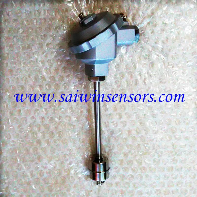 Customized various type different size stainless steel Float Switch Water tank pumps floats