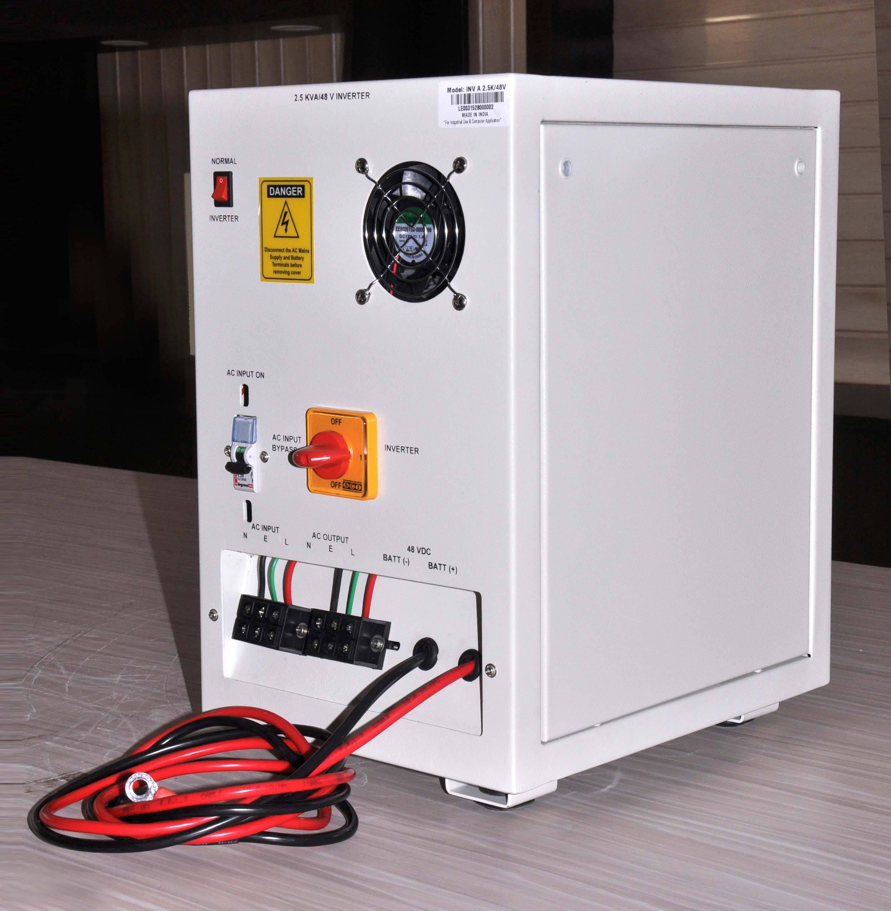 5KVA 48V DSP Pure Sine Wave Static Inverter