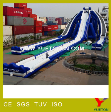 2017 super lang and large water slides on sale