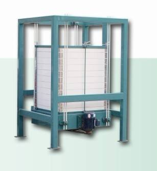 Efficient plansifter FSFJ series single storehouse