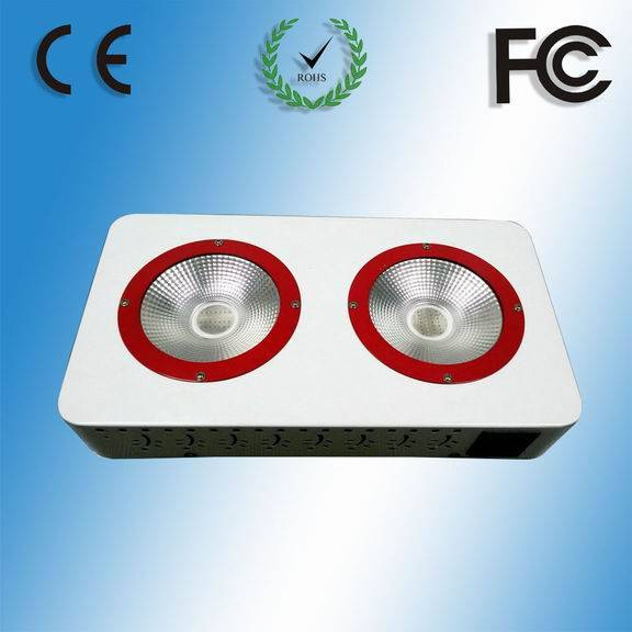 168W COB LED Grow Light, 3W Chip,Red/Blue,AC 85-265V,Mini Greenhouse Hydroponic System,Fast Shipping