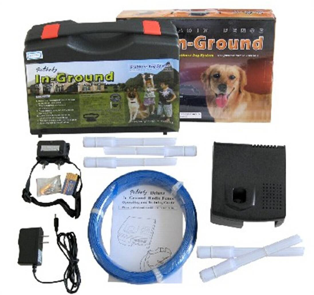 Pet Baby In Ground Radio Fence (F-026)