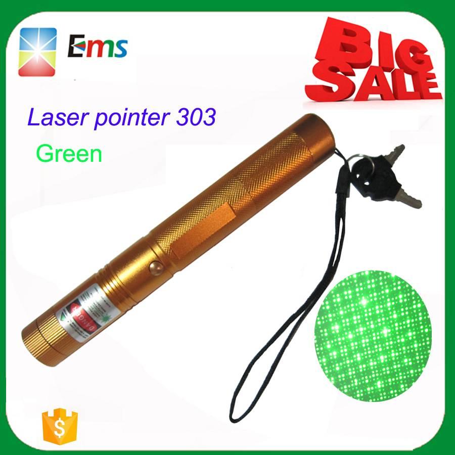 High power big sale green laser 303 twinking star laser pointer burning match laser pointer with saf