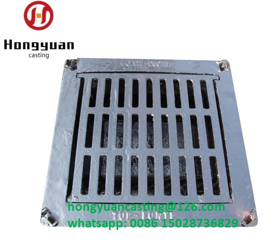 Manhole Cover Siphoidal Device