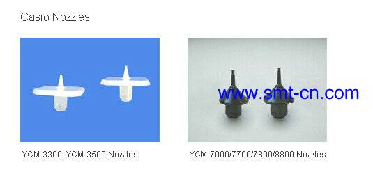 CASIO NOZZLE,NOZZLE FOR smt p&p machine