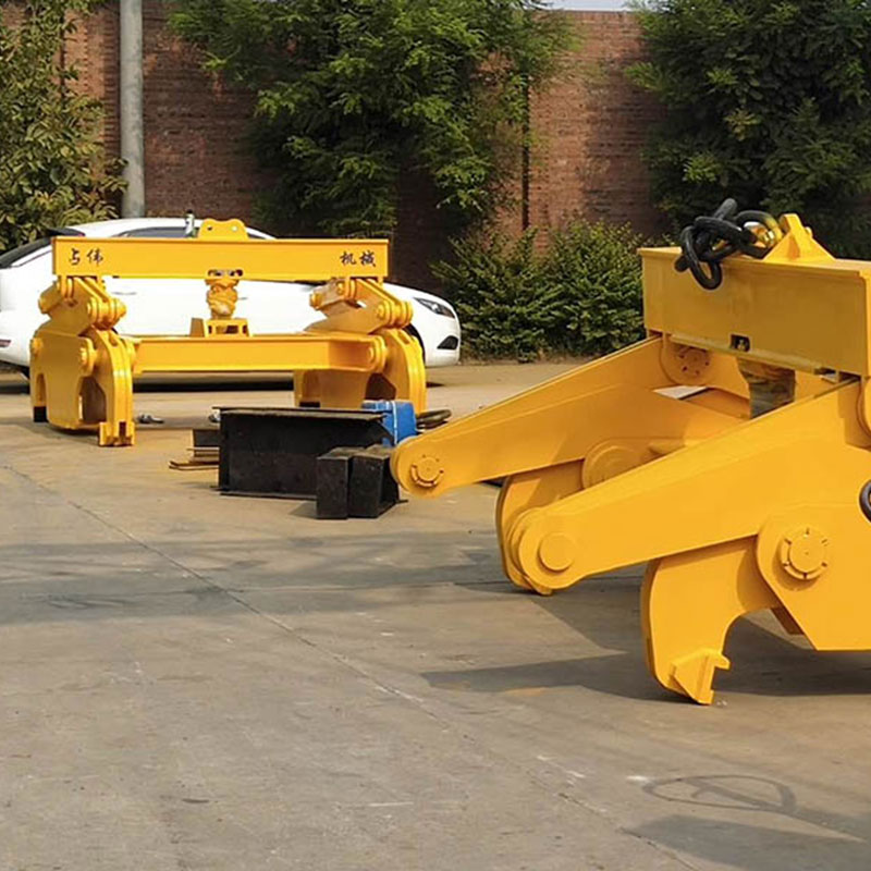 Best selling steel plate clamp fixture lifting spreader lifting clamp for handling materials