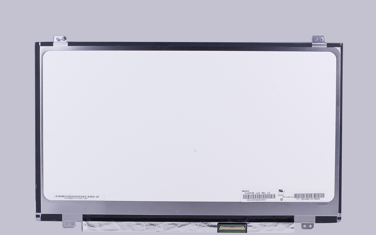 New 14.0 Slim led N140FGE-LA2 Notebook 14.0 inch display For Laptop 1600900 LVDS 40Pins LCD monitor