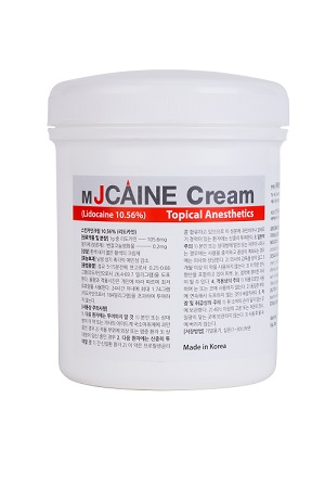 Pain relif Cream with thread lifting (PDO)