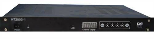 4 Channels Satellite TS Receiver