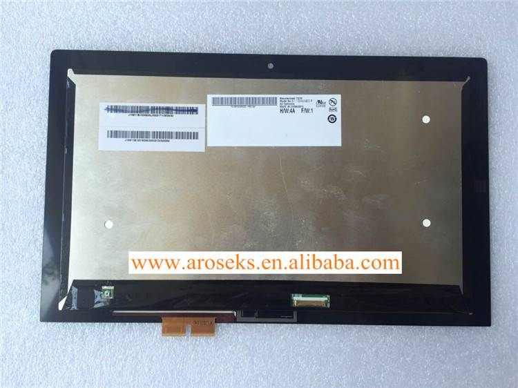 Hot! B116HAN03.0 replacement small lcd screen with touch digitizer for Lenovo Miix 2 11
