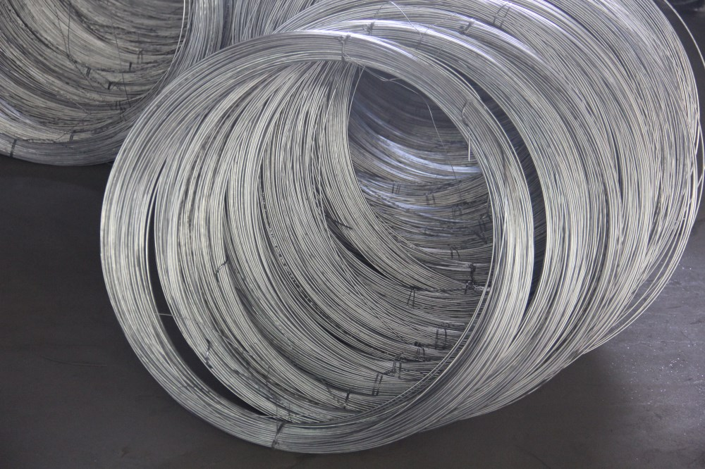 High Quality Zinc Plating Soft Electro Galvanized Iron Wire BWG20