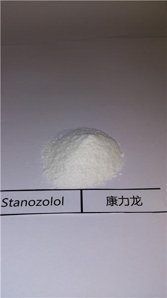 Steroid Powder Stanozolol Winstrol CAS No.: 10418-03-8