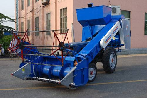 4L-1.5 Knapsack Grain Combine Harvester