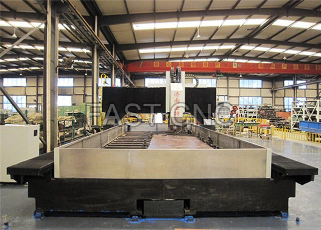 CNC Drilling and Milling MachineFor Plates Model PZX2012