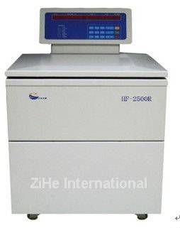 High-Speed Refrigerated Floor Centrifuge HF-2500R HF-2500RC