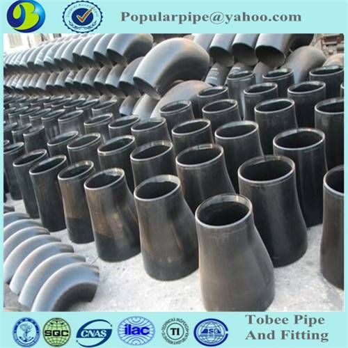 4 Inch Pipe Fittings Carbon Steel Pipe Reducer