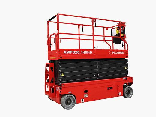 Scissor lift Model no AWP20.140HD