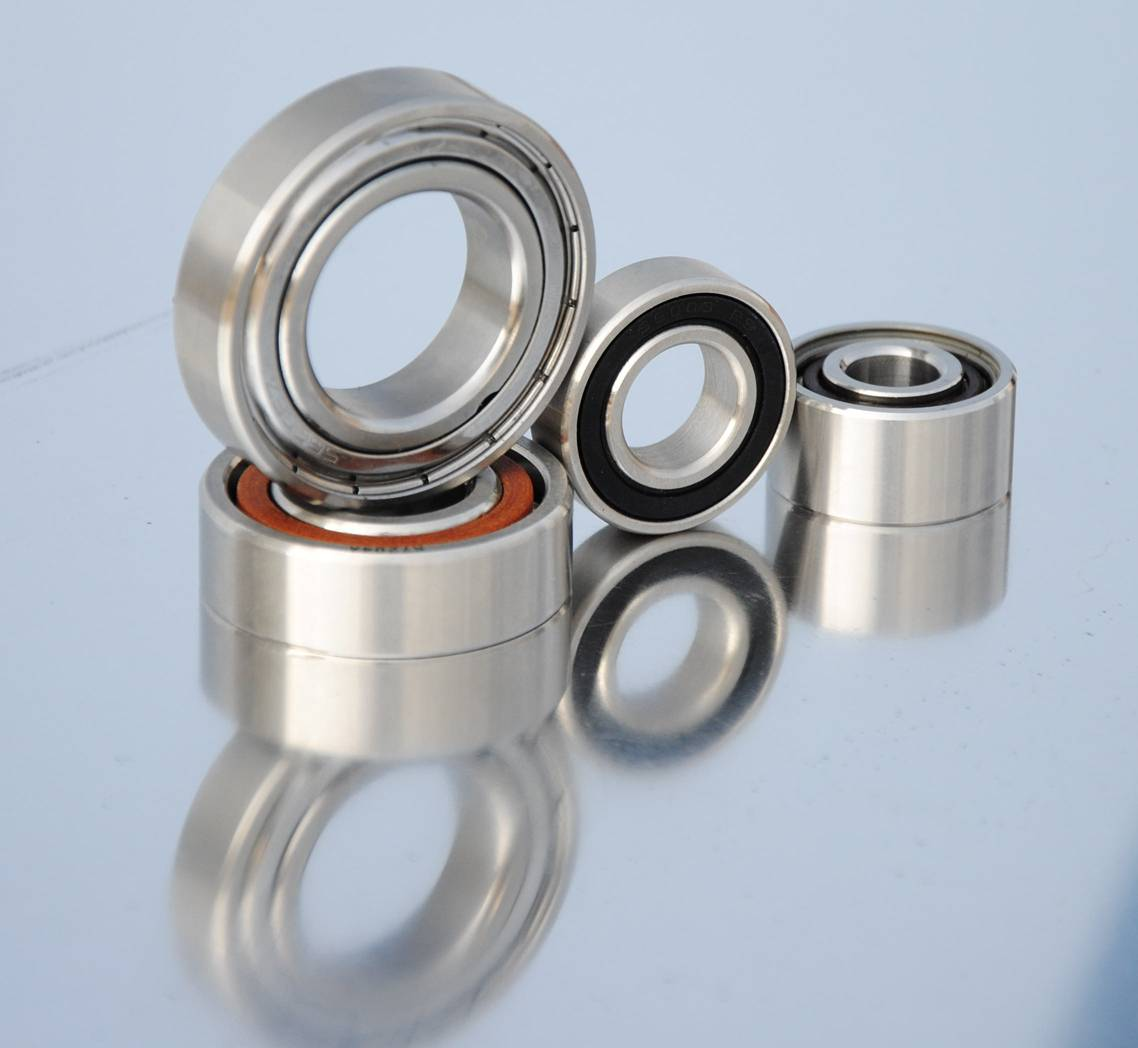 double-row angular contact ball bearings,316 stainless steel bearings S62005ZZ