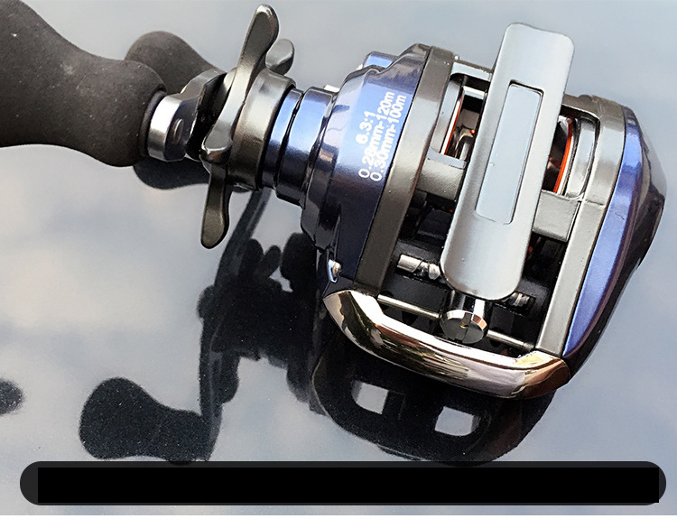 Super Quality Latest Metal Spool Spinning Reel Water Reel