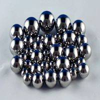 AISI 52100 Chrome steel ball factory supply