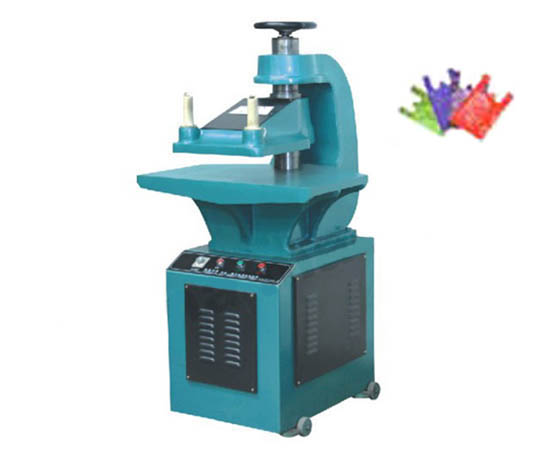 Hydraulic Punching Machine for Plastic Bags
