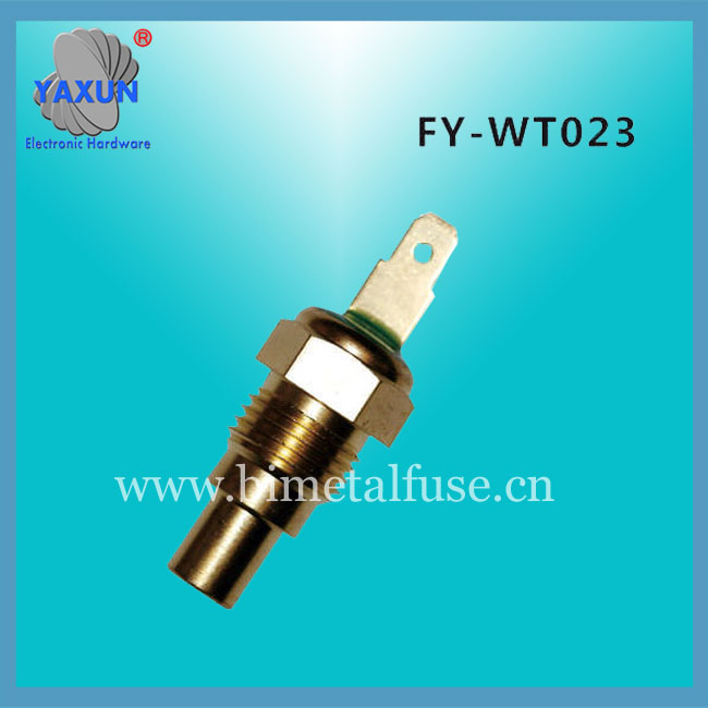 engine cooling fan temperature switch