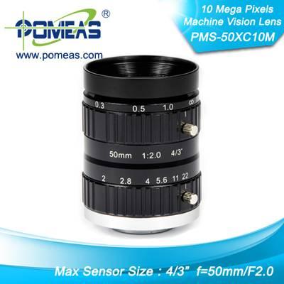 "4/3"" FL50mm Machine Vision Lens"