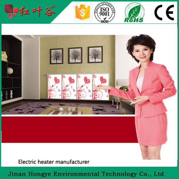 New technology Far infrared Ray carbon crystal electric heater