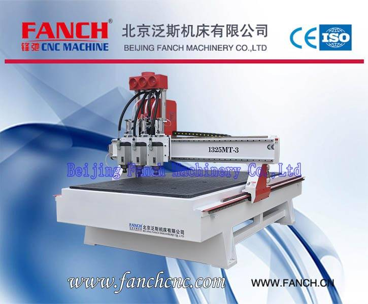 Wood Multi-Function Engraving/Cutting Machine[FC-1325MT-3]