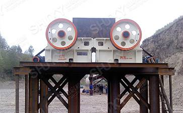 PEX-150×750 Jaw Crusher