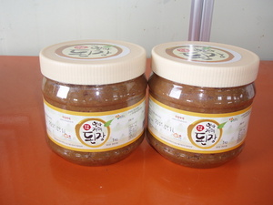 onion added soybean paste