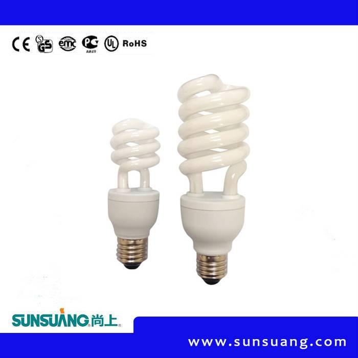 CFL Half Spiral-Energy Saving Lamp-Half Spiral-CFL