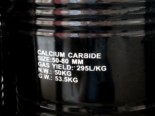 CALCIUM CARBIDE----CaC2
