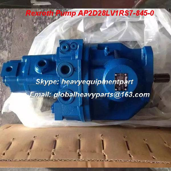 uchida rexroth hydraulic pump AP2D36