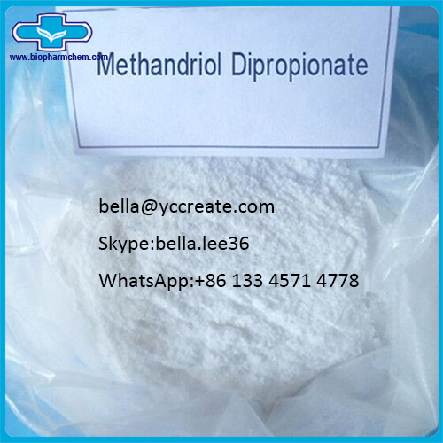 Methylandrostendiol Dipropionate Methandriol Dipropionate for Muscle Mass