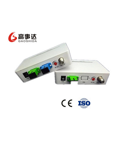 FTTH optical receiver AGC WDM