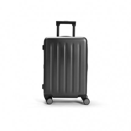 Top travelling suitcase code trolley case, business boarding luggage case CZ-KR-03